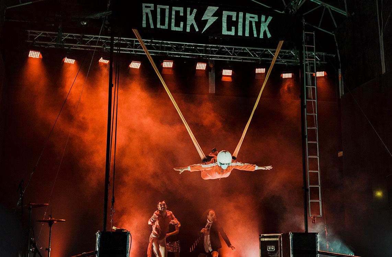 Rock Cirk - XIV MalabHaría